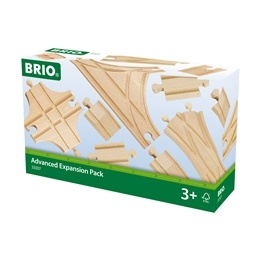 BRIO - Rail & Road 33307 Avancerat utbyggnadsset