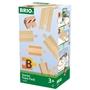BRIO, Rail & Road 33394 Startpaket med räls