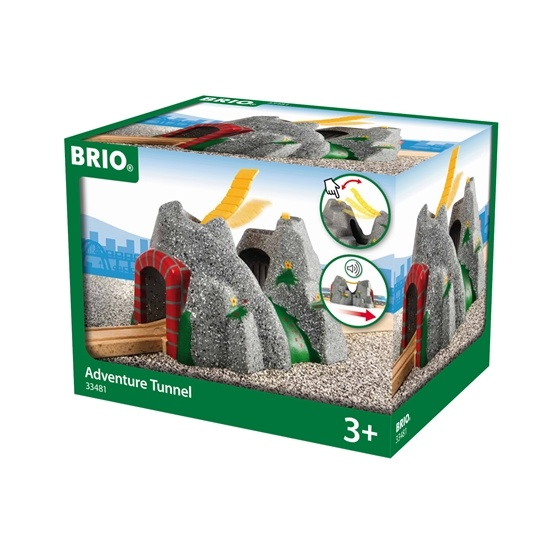 BRIO, Rail & Road 33481 Äventyrstunnel