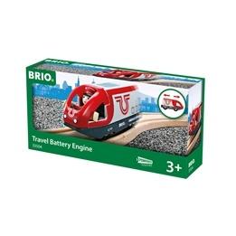 BRIO, Travel 33504 Batteridrivet passagerartåg