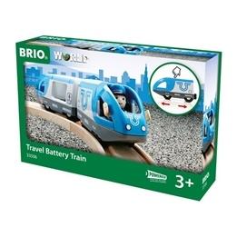 BRIO - Travel 33506 Elektriskt persontåg