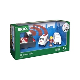 BRIO - Travel 33510 Fjärrstyrt passagerartåg