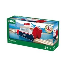 BRIO - Travel 33569 Färja