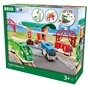 BRIO, Travel 33627 Buss- och tågstationsset