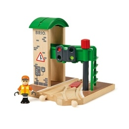 BRIO - Rail & Road 33674 Signalstation