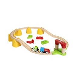 BRIO - My First Railway 33710 Batteridrivet tågset