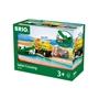 BRIO, Rail & Road 33721 Safarikorsning med Tåg och Figur