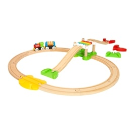 BRIO - My First Railway 33727 Nybörjarset