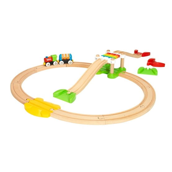 BRIO, My First Railway 33727 Nybörjarset