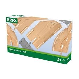 BRIO - Rail & Road 33744 Vägar utbyggnadspaket