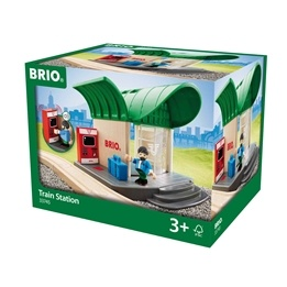 BRIO, Travel 33745 Tågstation