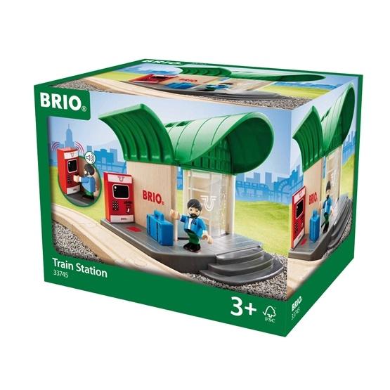 BRIO, Travel 33745 Tågstation