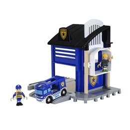 BRIO - Rescue 33813 Polisstation