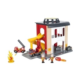 BRIO - Rescue 33833 Brandstation