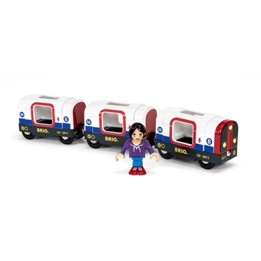 BRIO - Travel 33867 Tunnelbana