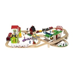 BRIO - Travel 33870 Deluxe world set