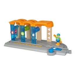 BRIO - Smart Tech 33874 Smart tågtvättstation