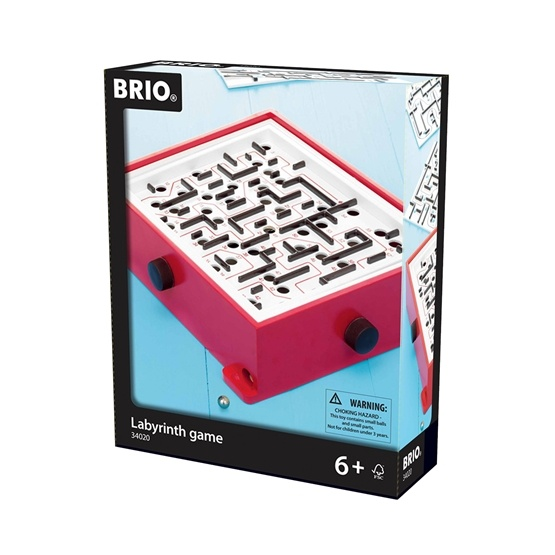 BRIO, 34020 Labyrint med övningsplattor