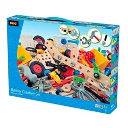 BRIO - Builder 34589 Kreativitetssats