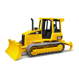 Bruder, CAT Caterpillar 2443 1:16