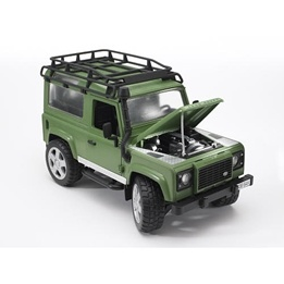 Bruder, Land Rover Defender Station Wagon 2590 1:16