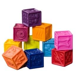 B.Toys, One Two Gummiklossar 10 st