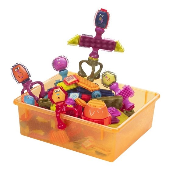 B.Toys, Spinaroos Byggklossar 75 st