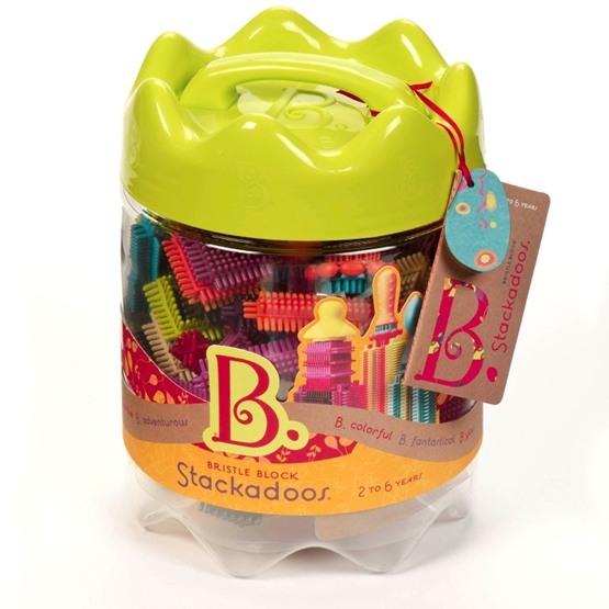 B.Toys, Stackadoos Byggklossar 68 st