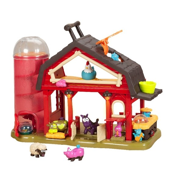 B.Toys, Baa-Baa Bondgård