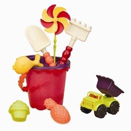 B.Toys, Sands Ahoy Sandset Röd
