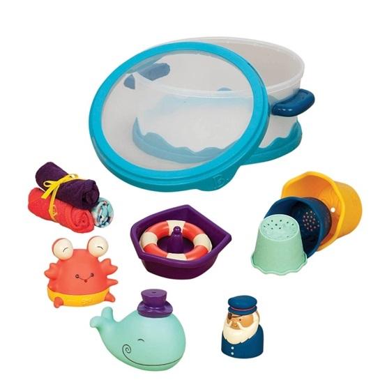 B.Toys, Wee B. Splashy Badlekset