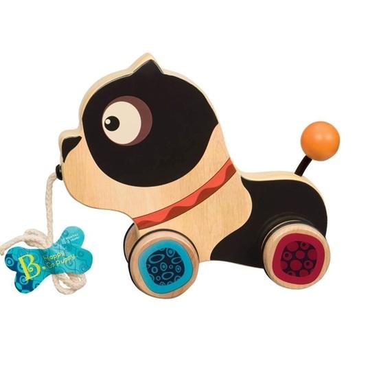 B.Toys, Happy Go Puppy - Draghund