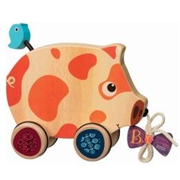 B.Toys, Happy Go Piggy Draggris
