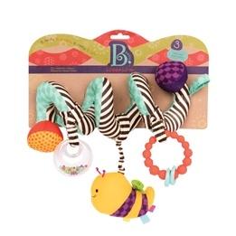 B.Toys, Wiggle Wrap - Spännande skallror