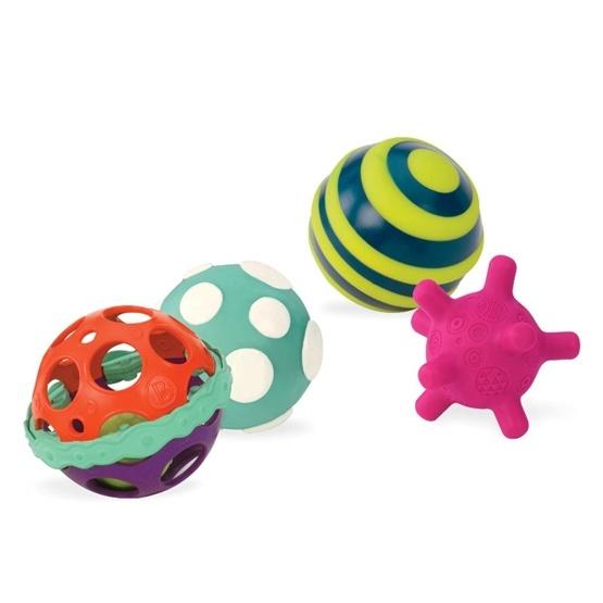 B.Toys, Ball-a-balloos Lekbollar
