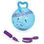 B.Toys, Hop n' Glow - Lysande hoppboll blå