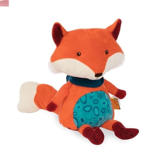 B.Toys, Happy Yappies - Lyckliga räven 32 cm