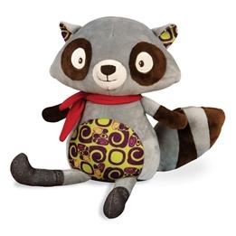 B.Toys, Happy Yappies - Lyckliga tvättbjörnen 32 cm