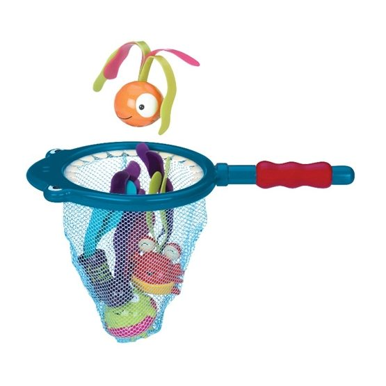 B.Toys, Scoop-A-Diving Set Finley Shark, Fiskeset Haj