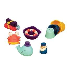 B.Toys, Wee B. Splashy Badset