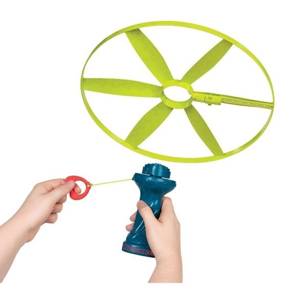 B.Toys, Disc-Oh Flyers - Skyrokopter