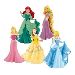 Disney Princess, Deluxe Set 5-Pack