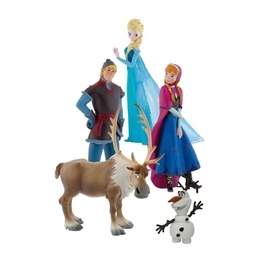 Disney Frost, Deluxe Set 5-Pack