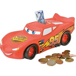 Disney Cars, Sparbössa Blixten McQueen 24 cm
