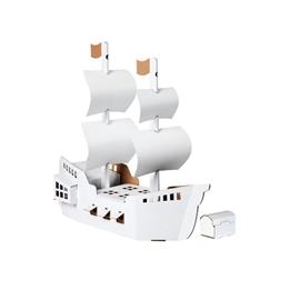 Bygg & Måla Piratskepp