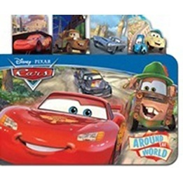 Disney Cars, 5 i 1 Bilar