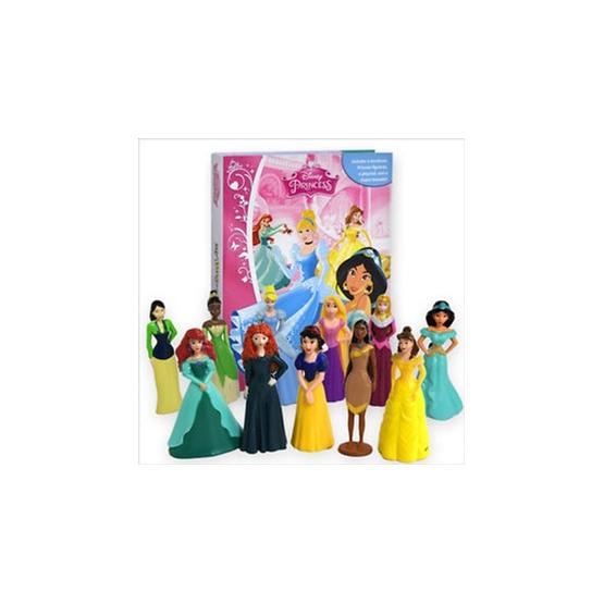 Disney Princess, Sagobok med figurer & lekmatta