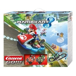 Carrera GO, Nintendo Mario Kart 8 Bilbana 4,9 meter