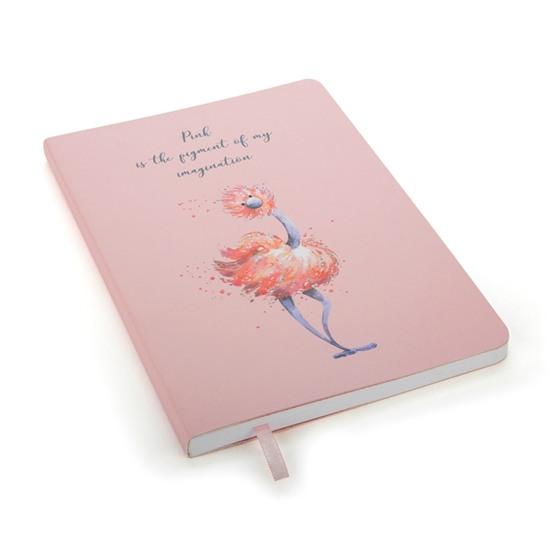 Catseye - Glad Pink Notebook