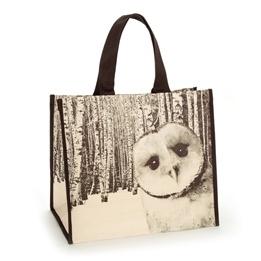 Catseye - Owl In Woods Shopper
